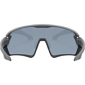UVEX Sportstyle 231 Glasses, zwart/grijs